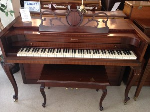 SORRY RENTED 1955 Baldwin Spinet