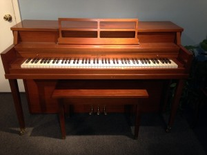 1968 Grinnell Bros. $595